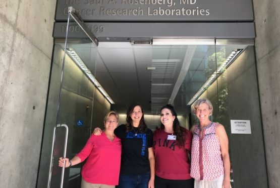 """Dixie State University Students Participate in Research at Stanford By Erin Hakoda  Last summer, Dixie State University students Makelle Gardiner and Katherine Monday woke up in Palo Alto, California, every day, put on their lab coats, and headed to the Stanford University lab to perform research alongside world-class scientists. """"Sometimes I'd be walking to […]"""