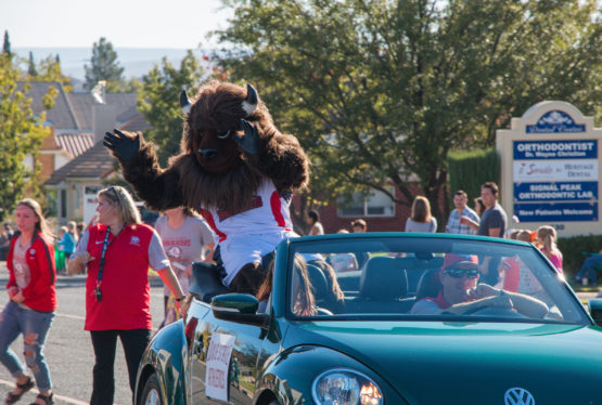 By Chase Hansen  With fall semester in full swing, Dixie State University (DSU) invites community and alumni to campus to celebrate its rich traditions and spirit during homecoming week, October 29th–November 3rd, 2018. Please plan on joining us at the following events: Sunday, October 28th, look to the Black Hill as the iconic D […]